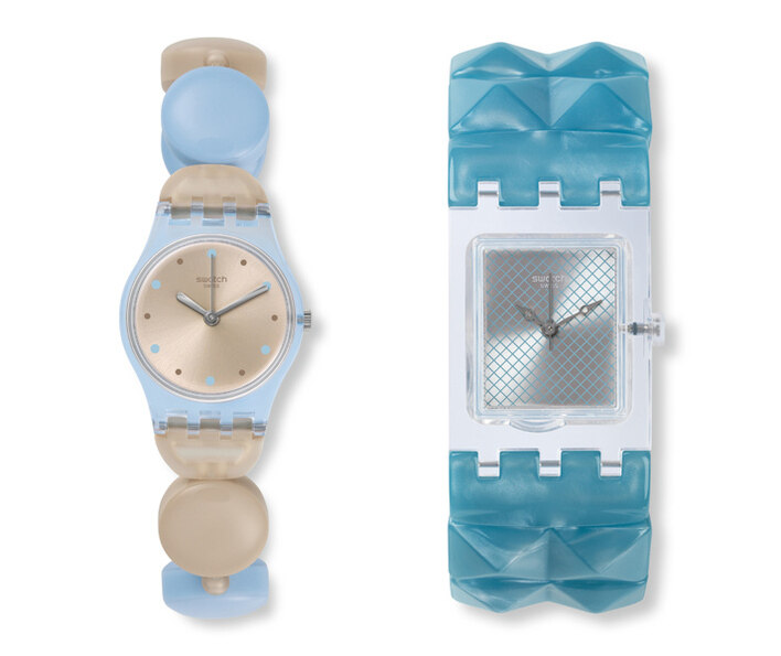 Swatch SPRING BREEZE系列